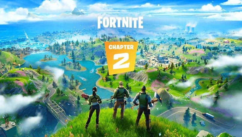Epic Games is suing former testers who leaked Chapter 2 details