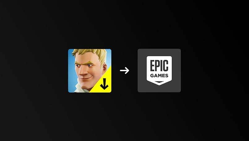 Fortnite Installer on Android is now the Epic Games app