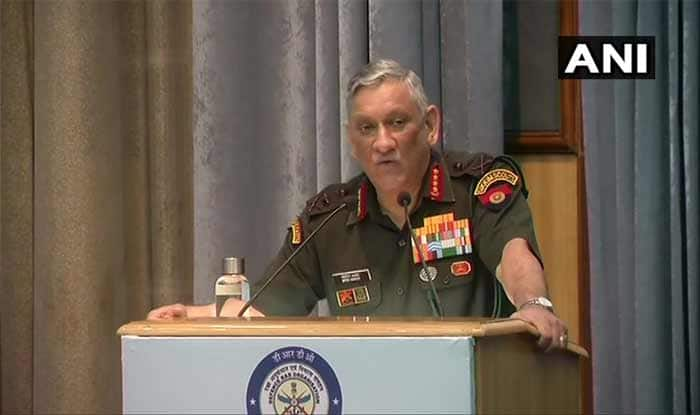 'Confident That we Will Win Next War Through Indigenised Weapons': Army Chief Rawat