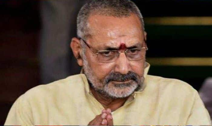 Giriraj's Fresh Attack on Nitish, 'Apologises' to Those Deprived of Durga Puja Festivities Due to Floods