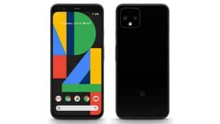 Google Pixel 4 and Pixel 4 XL launched: Check price, specifications, features