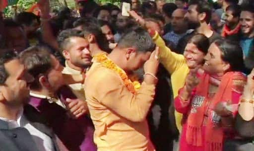 Assembly Bypoll 2019 Vote Counting Live Updates: BJP Races Through Dharamshala and Pichhad, Wins Both Seats in Himachal Pradesh