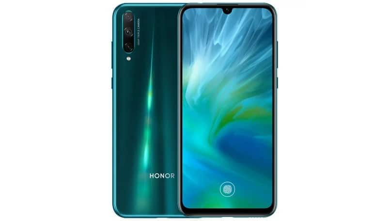 Honor 20 Lite with Kirin 710F SoC, 6.3-inch display and 48MP triple cameras launched