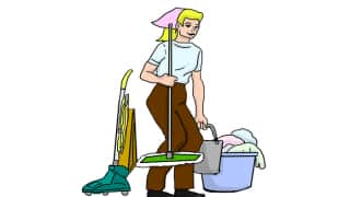 Weight Loss: Household Chores to Burn Excess Calories