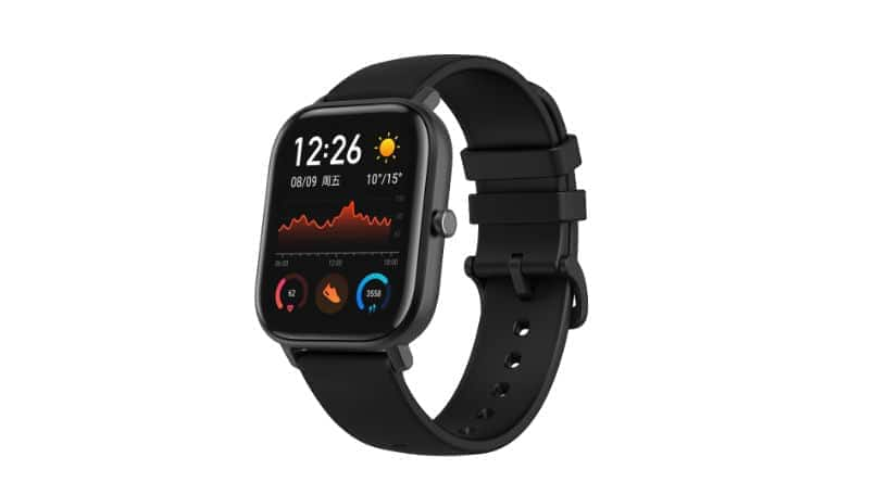 Huami Amazfit GTS with AMOLED display, 14 day battery life launched in India: Price, Features and Availability