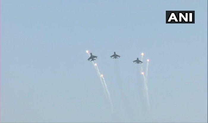 Air Force Day 2019 LIVE: 'Balakot Braves', Abhinandan Participate Fly Past in at Hindon Airbase