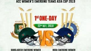 India Emerging Women vs Bangladesh Emerging Women Dream11 Team Prediction: Captain And Vice Captain For Today Match No. 1, ACC Women's Emerging Asia Cup, 2019 INW-E vs BDW-E at Thurstan Grounds in Colombo
