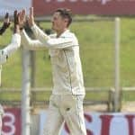 Unfortunate That we Dropped Rohit on Day 1: George Linde