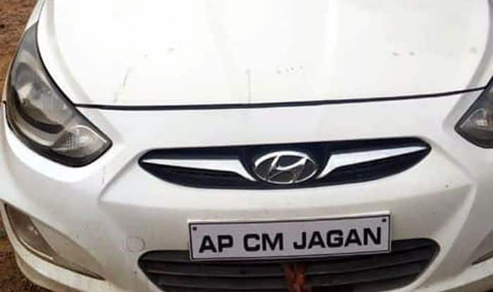 Odd number plates, AP CM Jagan, Hyderabad, Traffic fine
