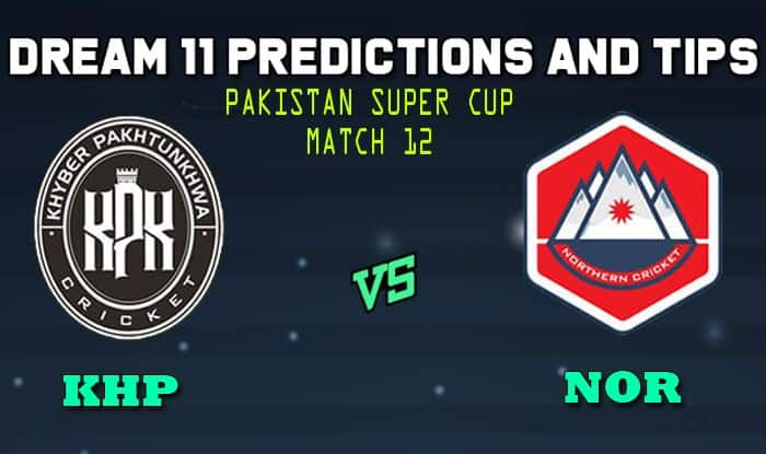 KHP vs NOR Dream11 Live Cricket Score: Captain and Vice Captain For Today Match 12 Pakistan T20 Cup National T20 Cup 2019 between Khyber Pakhtunkhwa vs Northern in Faisalabad at 6:00 PM