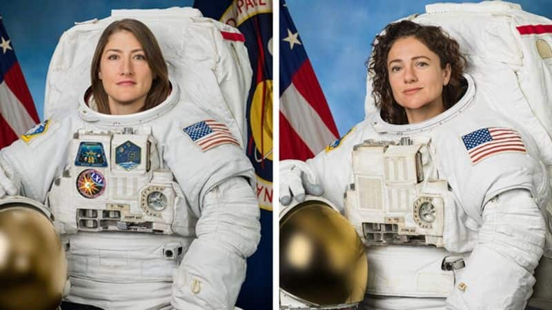 One Giant Leap for Womankind! NASA Astronauts Make History After Completing the First All-Female Spacewalk