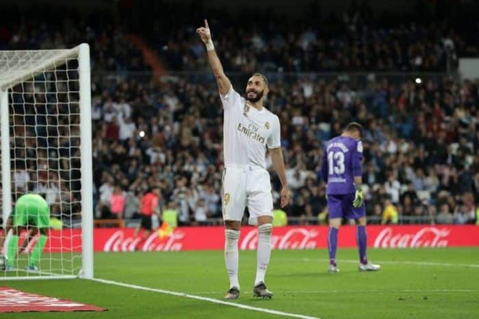 Spanish League: Karim Benzema Leads Real Madrid to 5-0 Win Over Leganes