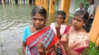 Kerala Bypoll: Rain Plays Spoil Sport During Polling For 5 Seats