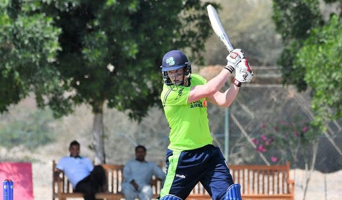 Kevin O'Brien Becomes First Ireland Cricketer To Score a T20I Hundred