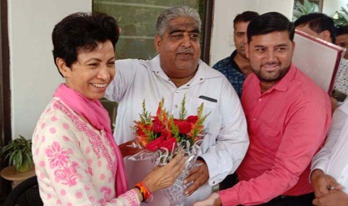 Kumari Selja, Congress, Haryana Assembly Election 2019, Assembly Elections 2019, BJP