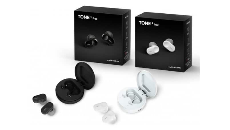 LG Tone+ Free wireless earbuds with fast charging unveiled: Check features