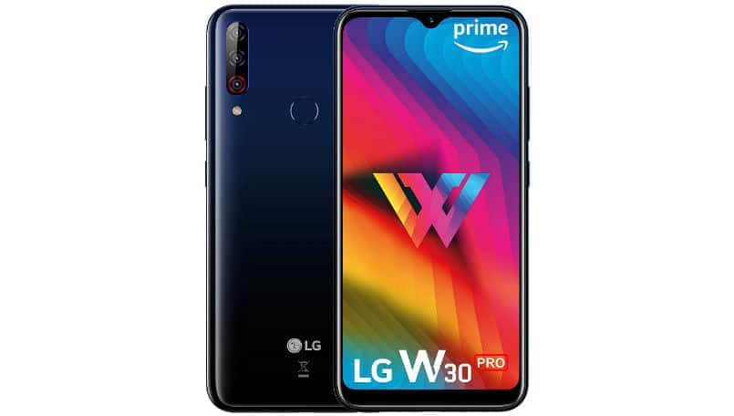LG W30 Pro with Snapdragon 632 and triple rear camera now on sale: Price, Specifications