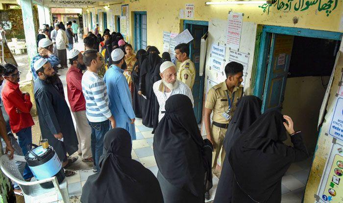 Maharashtra bypolls, EVM malfunction, BJP, Congress, NCP