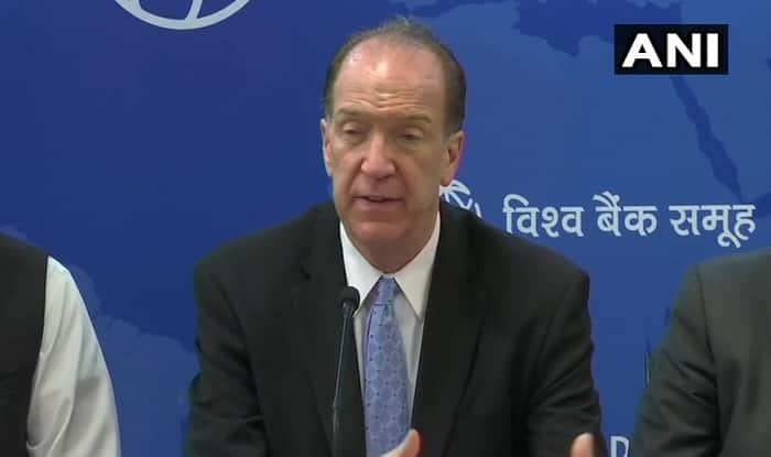 'India's Recent Corporate Tax Slash Will Add to Its Growth,' Says World Bank President David Malpass After Meeting PM Modi