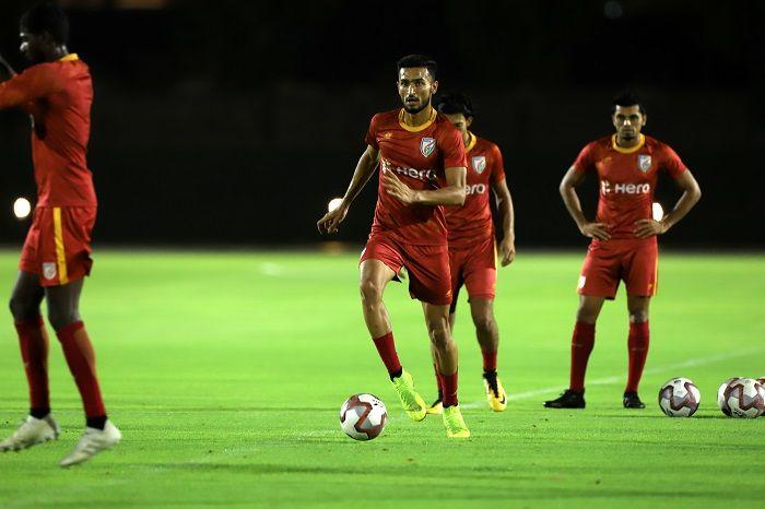 Football, Indian football team, India, Bangladesh, 2022 FIFA World Cup Qualifiers, Manvir Singh