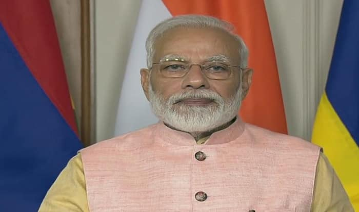 PM Modi, Mauritian PM Jugnauth Jointly Inaugurate Two Projects Via Video Conferencing