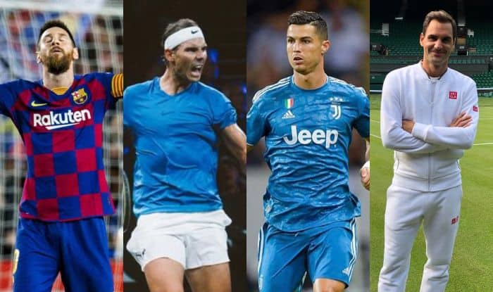 Gianluigi Buffon Draws Messi-Ronaldo Parallels In Federer-Nadal