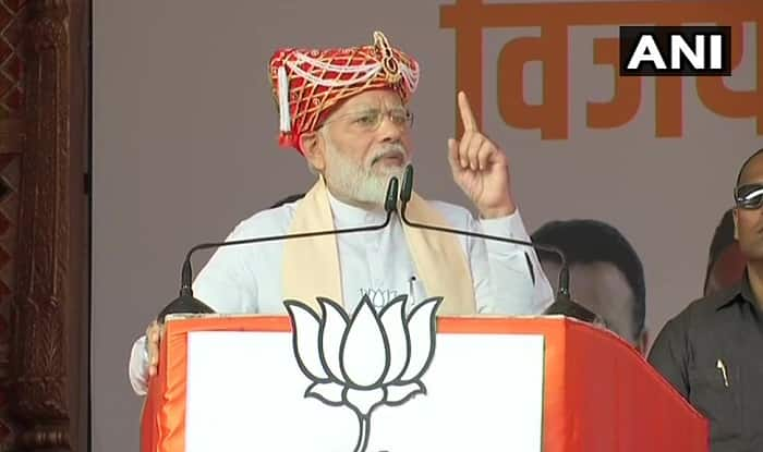 Maharashtra Assembly Election 2019: 'Congress-NCP Leaders Unable to Understand Mood of People,' Says PM Modi in Satara