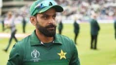 Hafeez Slams PCB After Video of Domestic Cricketer Driving Pick-Up Van Goes Viral