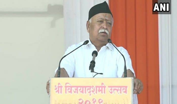 Lynching Comes From Separate Religious Text, Should Not be Imposed on Indians: RSS Chief Mohan Bhagwat