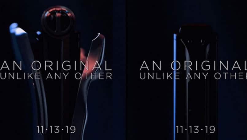 Motorola Razr foldable smartphone launch teased on November 13