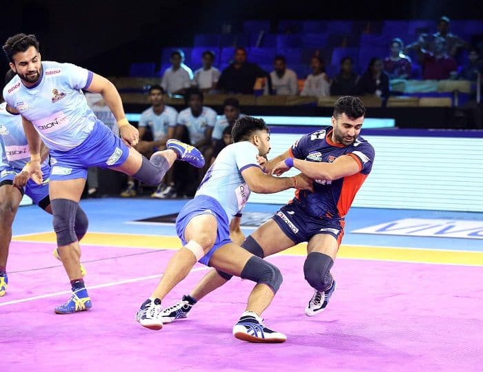 Pro-Kabaddi League: Bengal Warriors Dish Out Clinical Performance to Beat Tamil Thalaivas