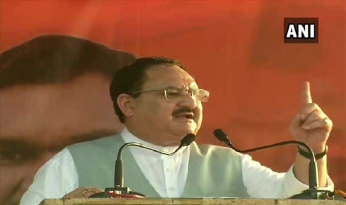 'No Infiltrator Shall Remain in India', Declares JP Nadda in Jharkhand