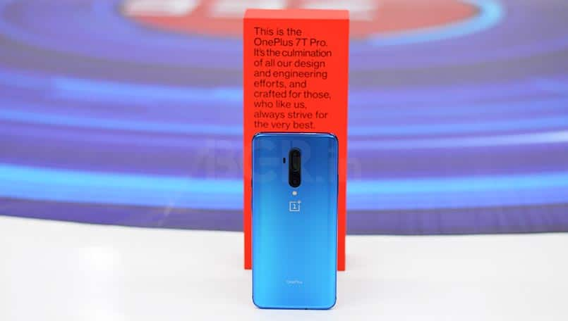 OnePlus 7T Pro with Snapdragon 855+ SoC, Android 10 launched: Price, specifications, features