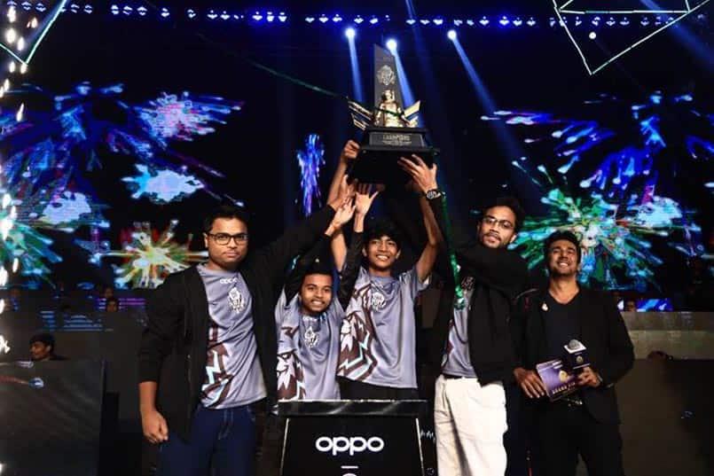 Revenge eSports wins PUBG Mobile India Tour 2019 grand finals