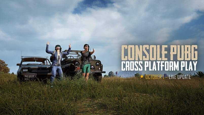 Here's how to enable cross-platform play on PUBG