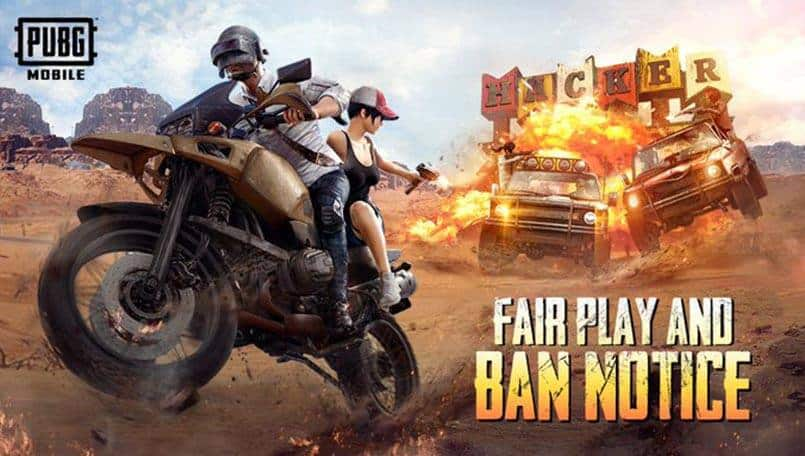 Here's today's PUBG Mobile ban list of hackers and cheaters