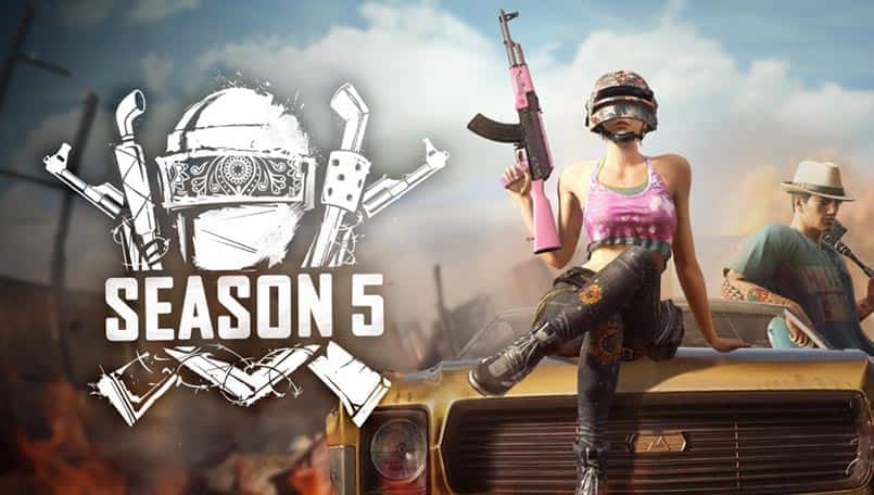 PUBG update 5.1 with Season 5 goes on the console