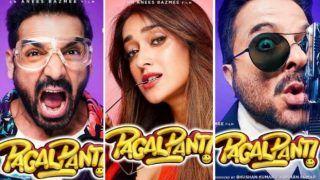 Pagalpanti Character Posters Out: John Abraham, Ileana D'Cruz, Anil Kapoor Starrer Promises Laughter Riot
