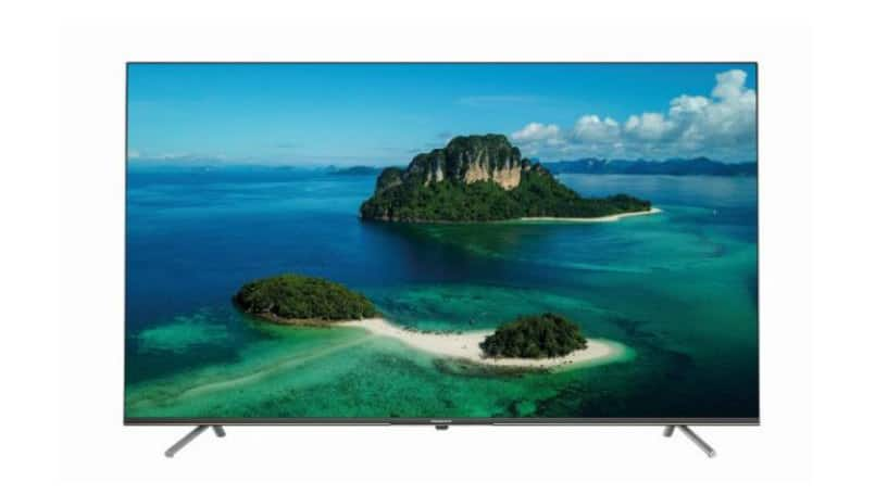 Panasonic launches new 4K and smart TV models in India