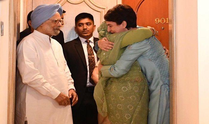 'Overdue Hug From Sheikh Hasina Ji': Priyanka Gandhi on Meeting Bangladesh PM   Here's The Picture