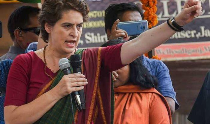 Focus on Economy, Don't Run Comedy Circus: Priyanka Gandhi on BJP Targeting Abhijit Banerjee