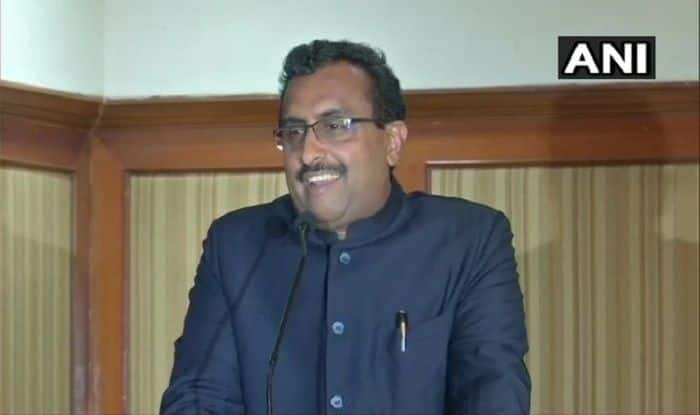 Not Every Kashmiri a Separatist or Anti-National: Ram Madhav Defends J&K Citizens