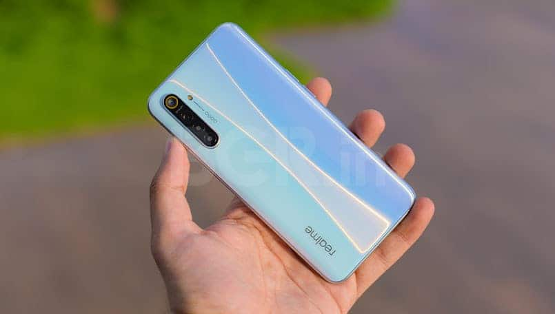 New Realme X software update adds September security patch and more