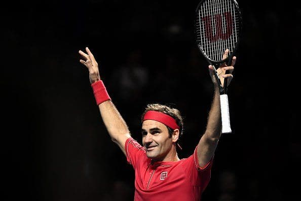 Roger Federer Defeats Alex De Minaur to win in Basel for the 10th Time in His Career