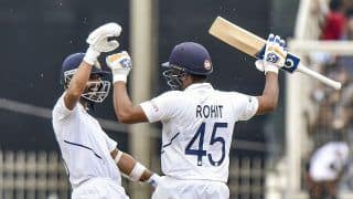 Had to Make Full Use of the Opportunity Else Media Would Have Written Against Me: Rohit