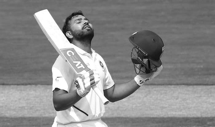 Rohit Sharma, Rohit Sharma Height, Rohit Sharma Age, Rohit Sharma Stats, Rohit Sharma Wife, Rohit Sharma Smashes 4th Test hundred, Rohit Sharma Test century, Rohit Sharma News, Rohit Sharma Wiki, Rohit Sharma Records, Rohit Sharma Test Records, India vs South Afrcia 2019, IND vs SA 1st Test, Vizag Test, Rohit Sharma equals Don Bradman's record, Sir Don Bradman, Sir Don Bradman Age, Sir Don Bradman Centuries, Sir Don Bradman History, Sir Don Bradman Batting, Latest Cricket News