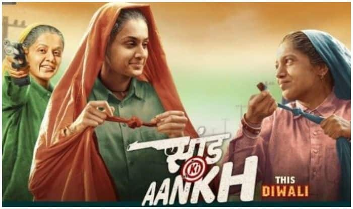 Saand Ki Aankh Review: Taapsee Pannu, Bhumi Pednekar Film Aims Well But Misses Bullseye