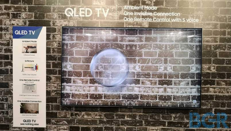 Samsung expects 3X growth in 55-inch QLED TVs in festive season