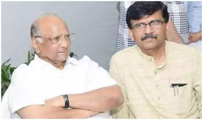 'People Have Given us a Mandate to Sit in Opposition,' Clarifies NCP Chief Sharad Pawar on Maharashtra Power Tussle