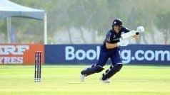 Scotland vs Kenya Dream11 Team Prediction: Captain And Vice Captain For Today's Match